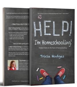 Help! I'm Homeschooling! is packed with the practical, how to advice to encourage you and build your confidence –brand-new homeschooler or seasoned veteran.