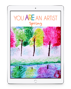 Invite a Master Artist to teach the joy of art to all grades and ages using this Spring Chalk Pastel Video Art course. Celebrate the season!