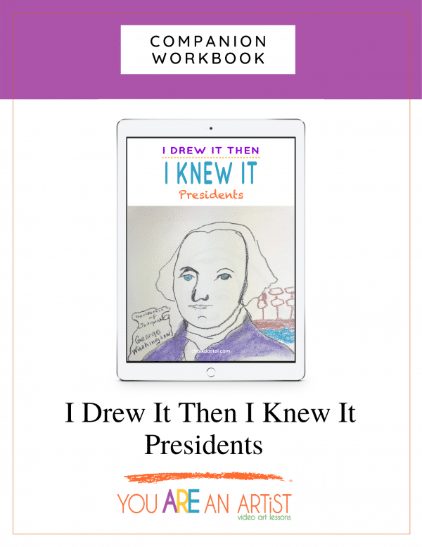 We have designed our workbooks to be an educational resource and companion to our I Drew It Then I Knew It Series. This I Drew It Then I Knew It Workbook includes tips to help you navigate the workbooks and plan ahead with your curriculum in mind.